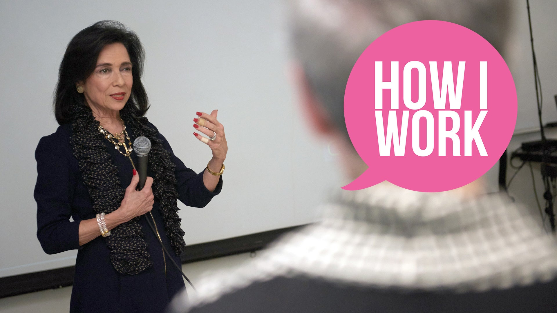 I'm Fashion Institute Of Technology President Joyce F. Brown, And This Is How I Work