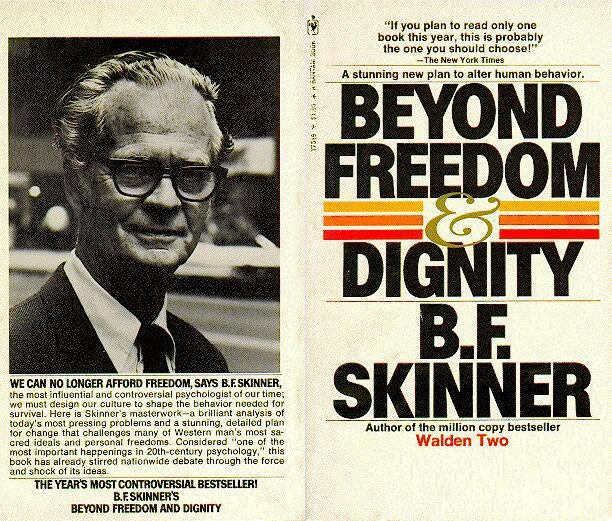 biography of bf skinner psychologist essay Biography of burrhus frederic skinner essays jane's growth throughout the novel will reflect back to her childhood bf skinner, the psychologist.