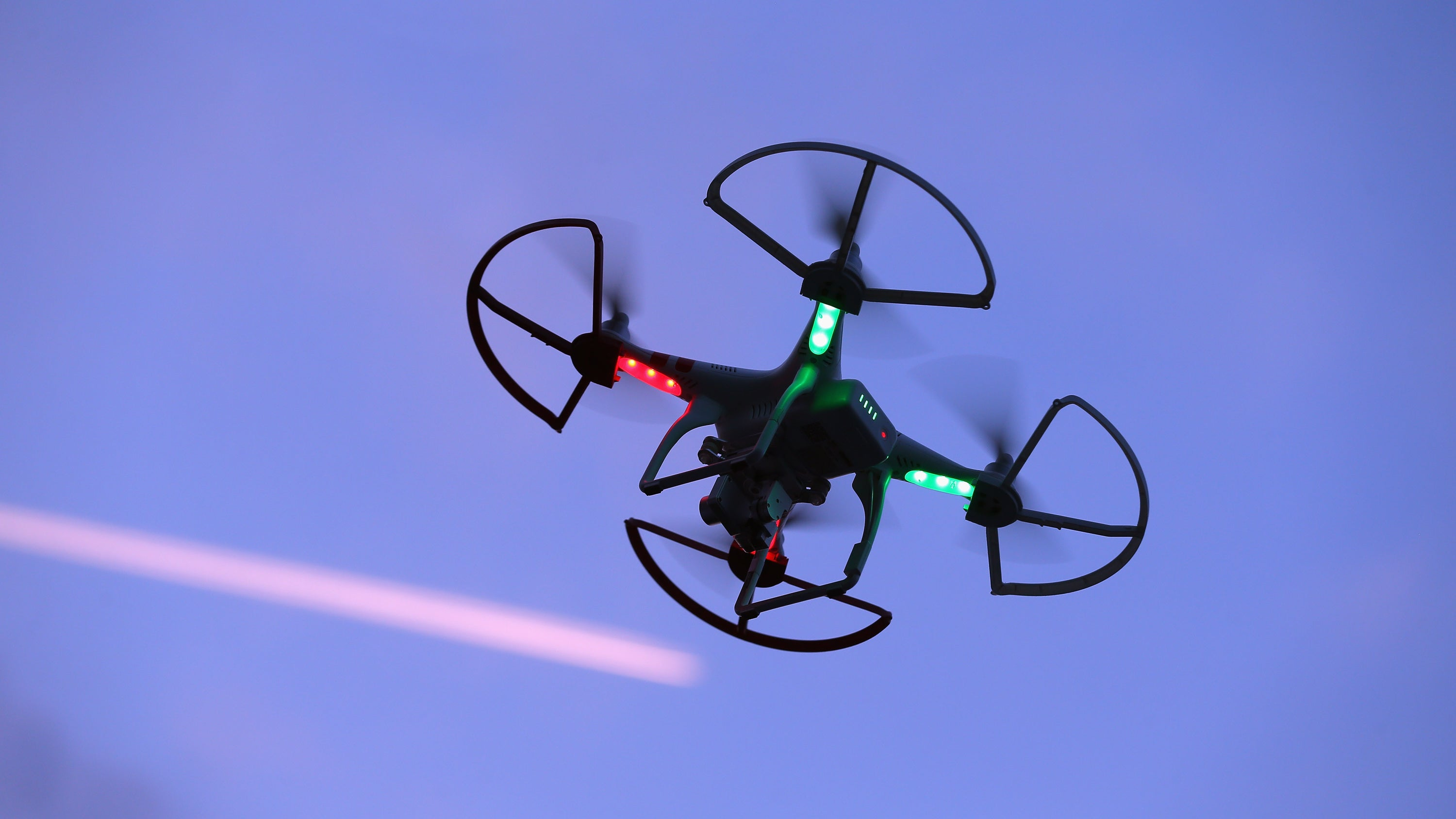 This Could Be The First Drone-Caused Aircraft Crash In The US