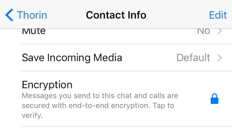 WhatsApp Turns On End-to-End Encryption For Every Message