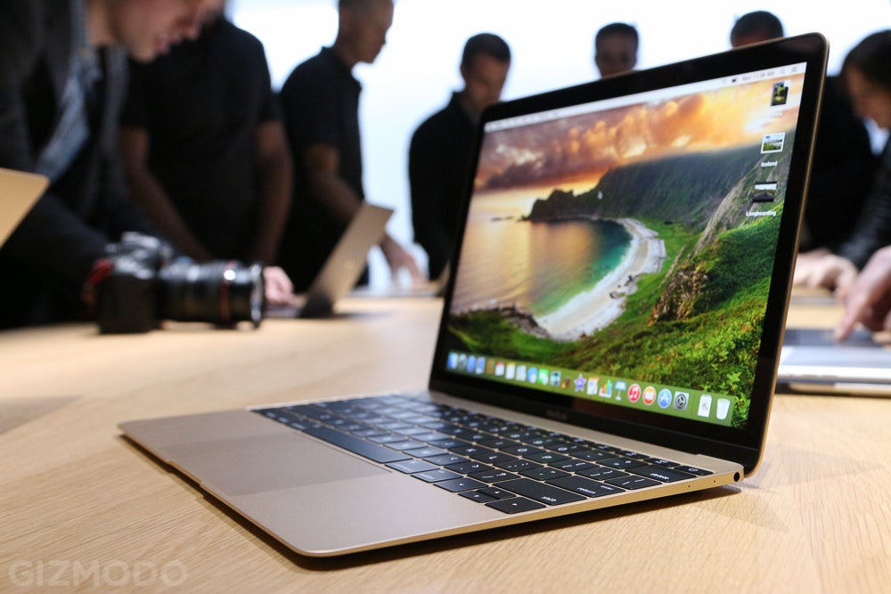 Apple's New MacBook Hands-On: Gorgeous, Featherlight, But a Bit Awkward