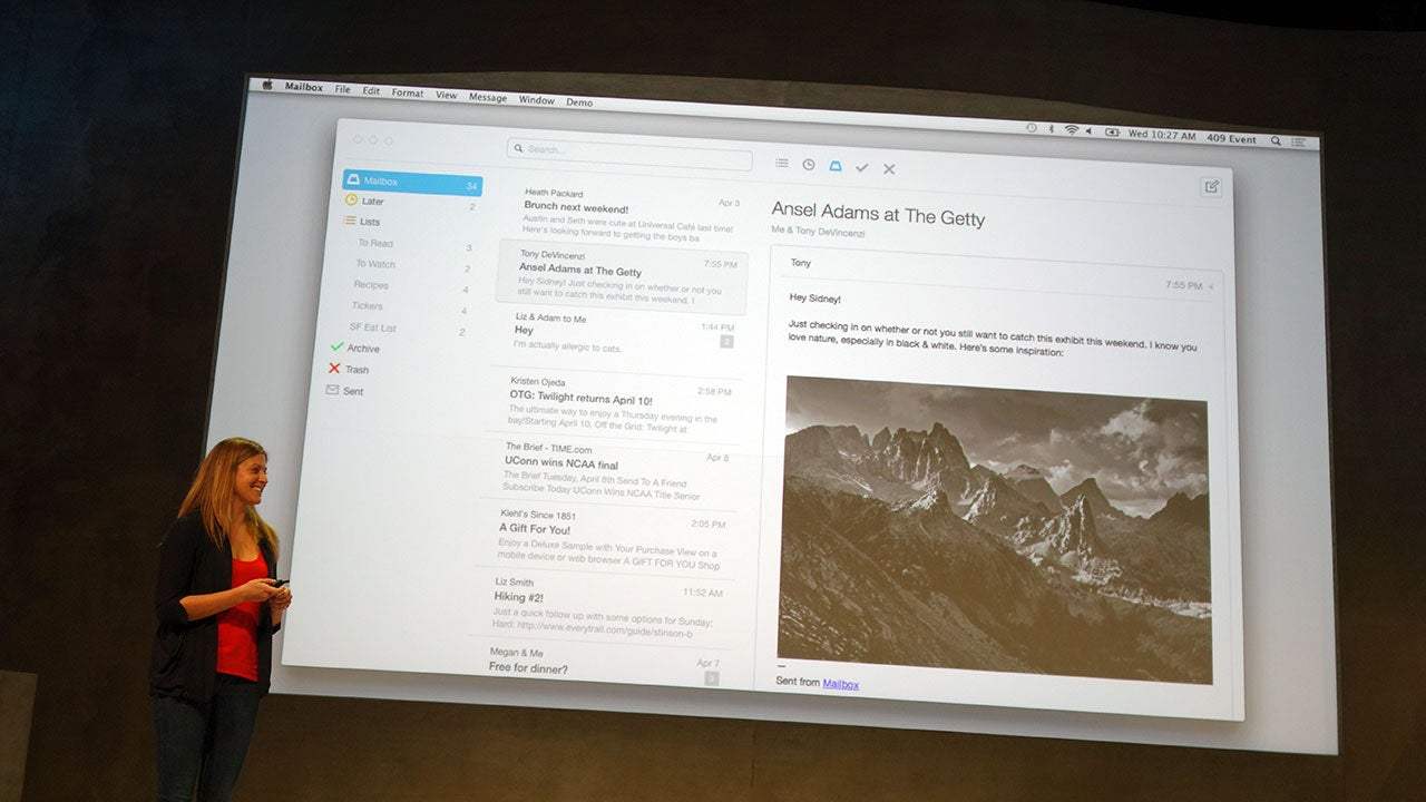 Mailbox, the Great iOS Gmail Client, Available for Android and Mac