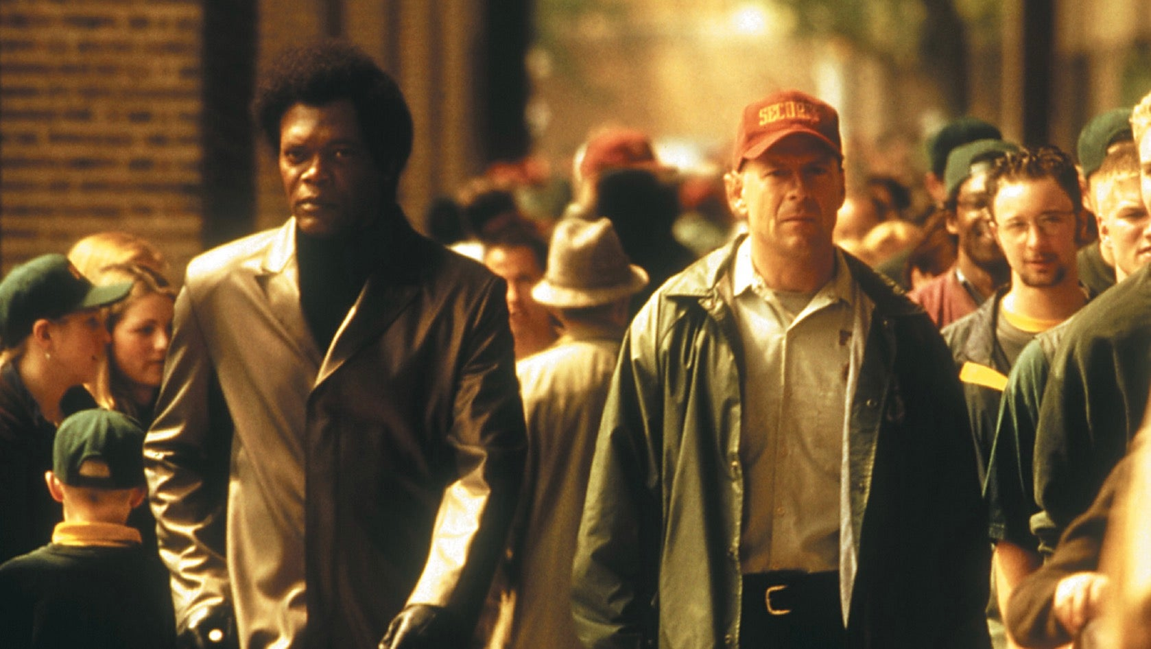 Glass, The Sequel Both To Split And Unbreakable, Will Be Out January 2019