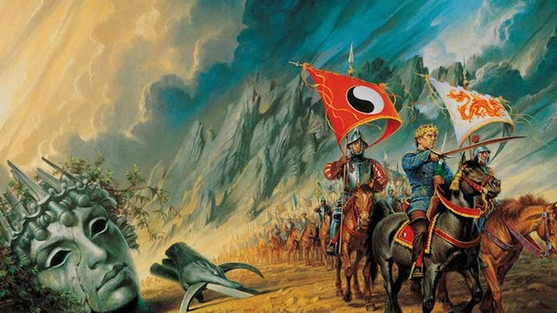 Sony is adapting Robert Jordan's Wheel of Time fantasy series for television