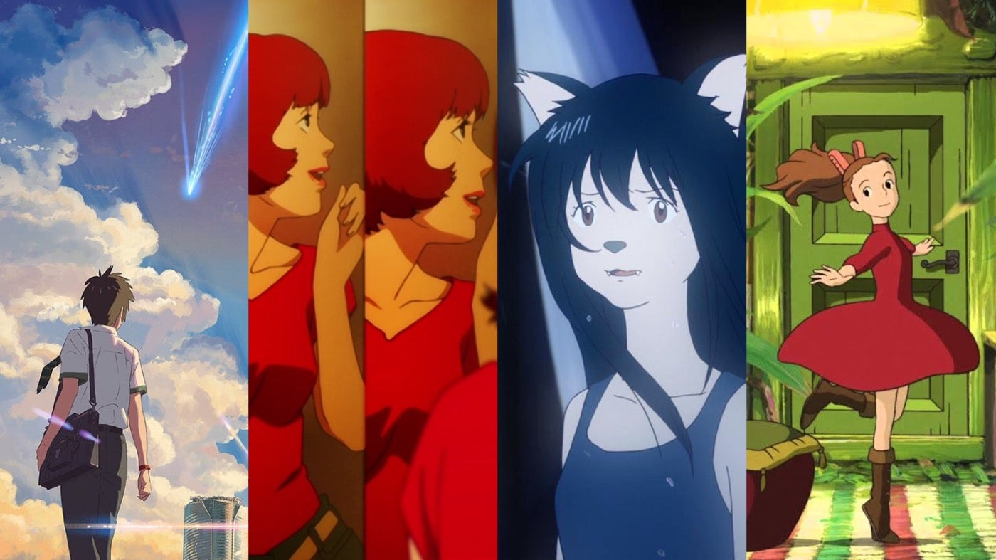 8 Essential Anime Movies That Will Turn You Into A Fan