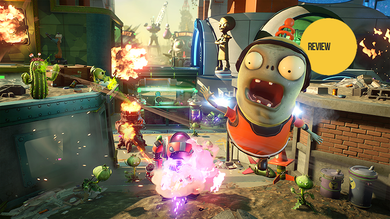 Plants vs zombies garden warfare 2 the kotaku review - Plants vs zombies garden warfare 2 review ...
