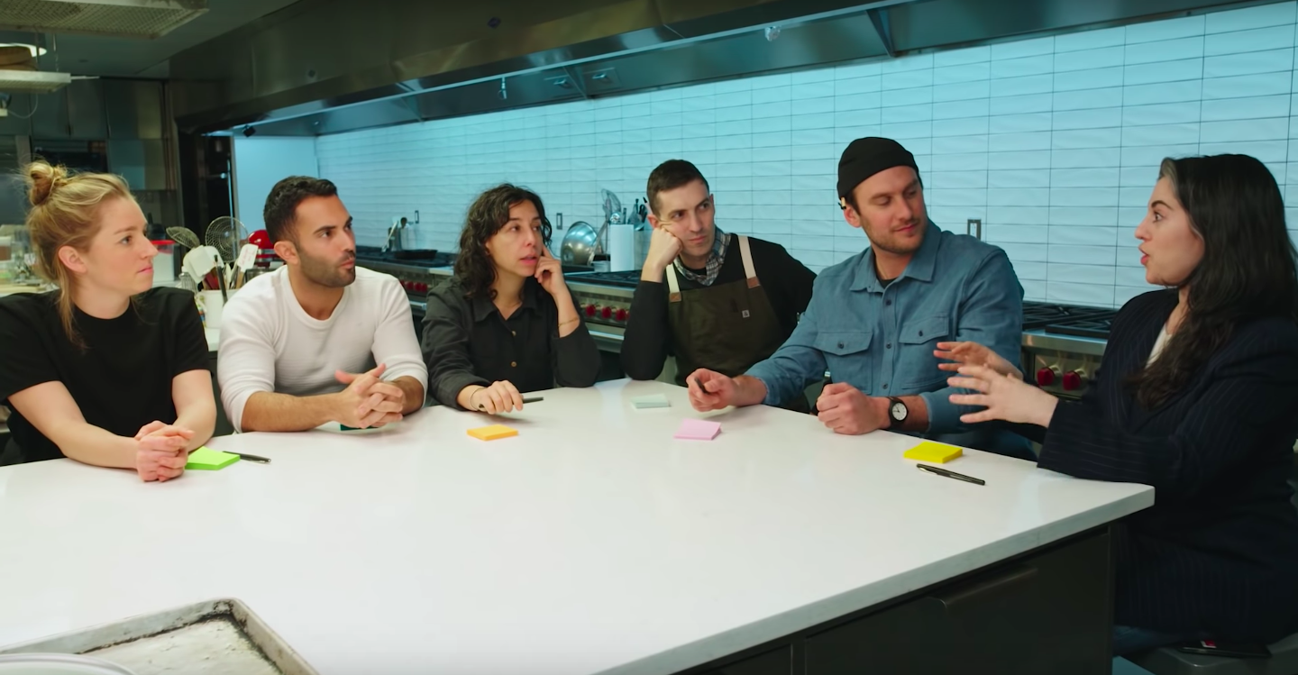 Bon Appetit's Test Kitchen Is The Only Good Job