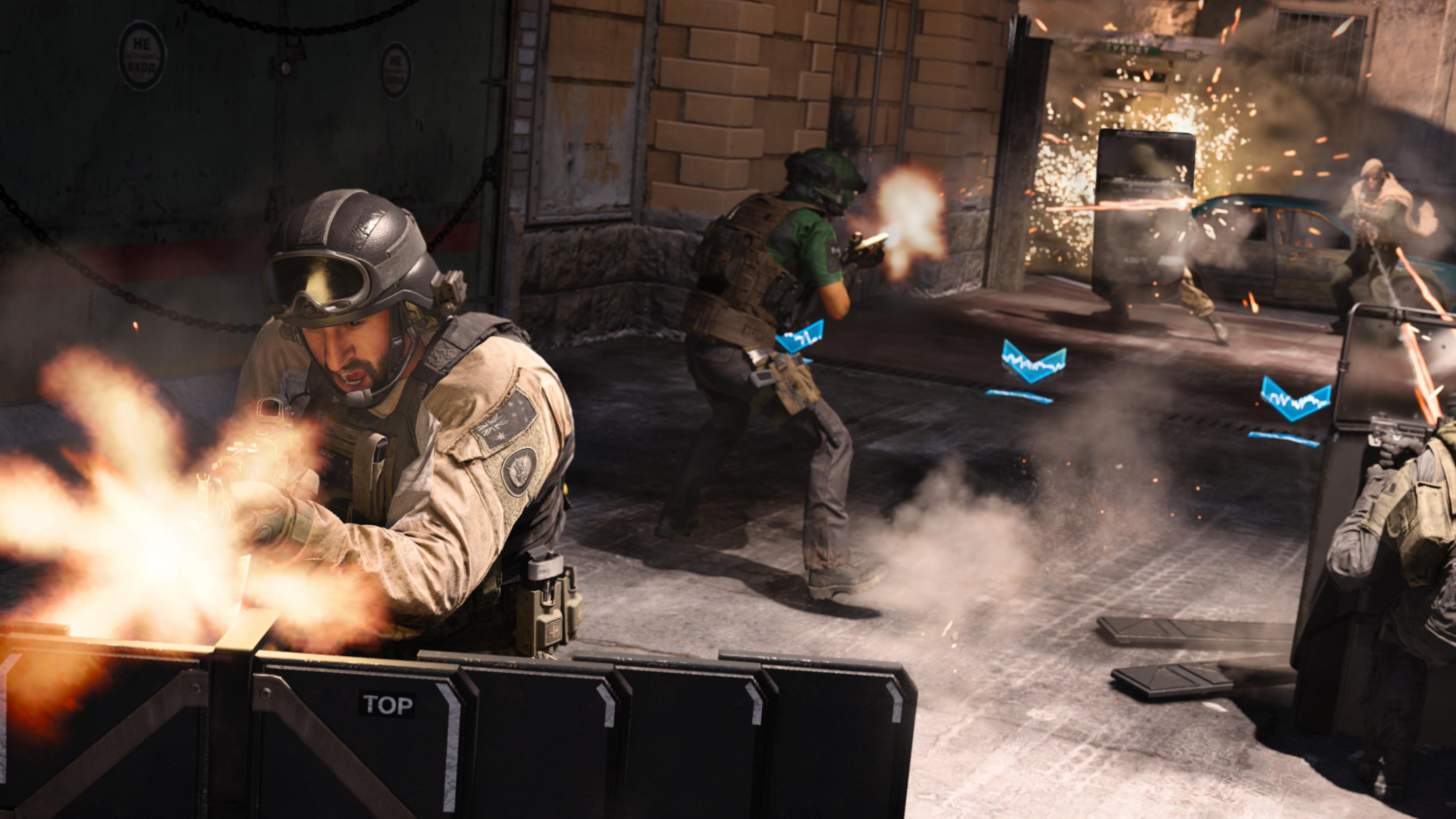 Call Of Duty: Modern Warfare's Camera Angles And Hitboxes Are Still Pretty Broken