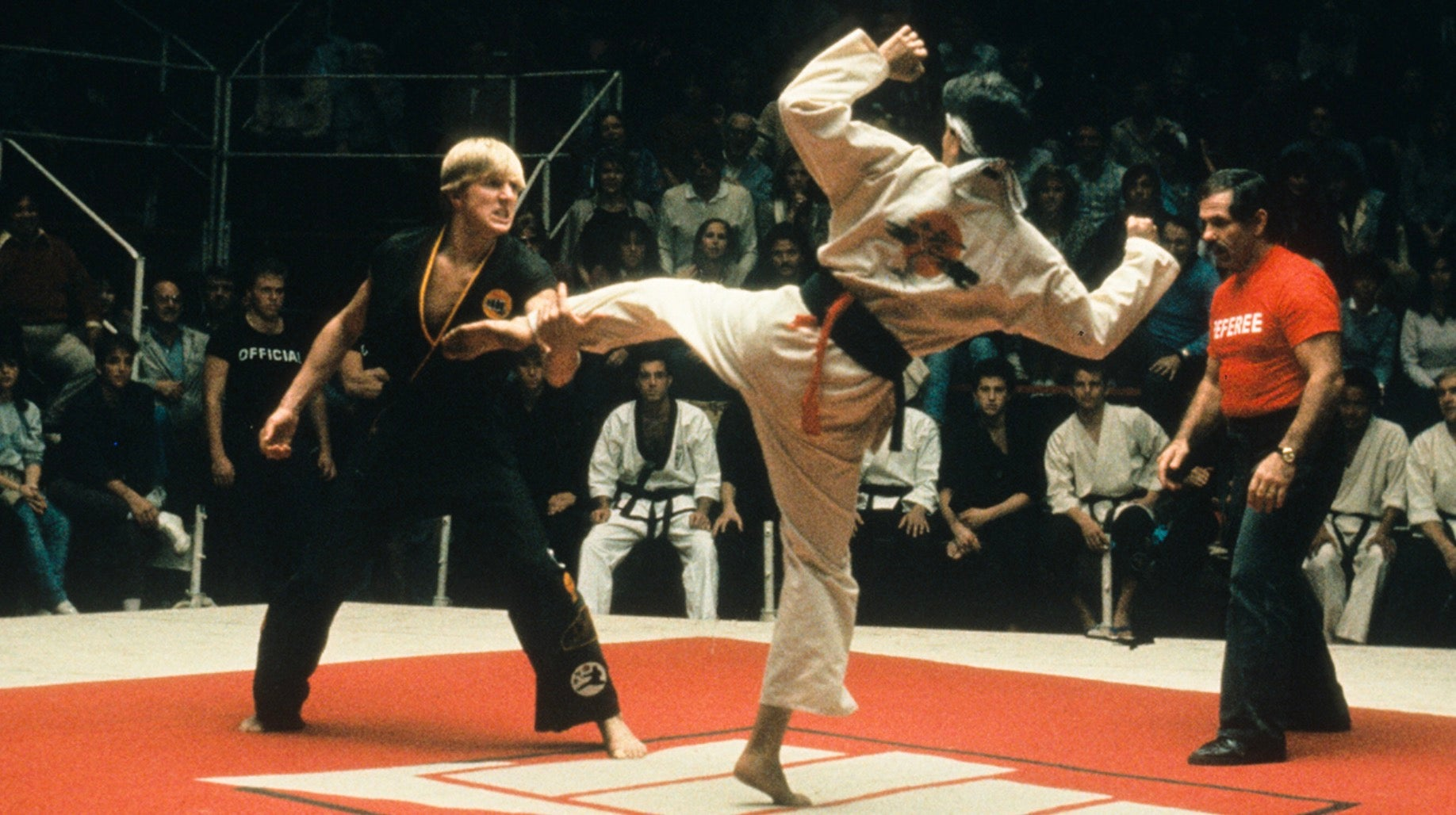 Here's Who Will Join Daniel And Johnny In The New Karate Kid YouTube Series