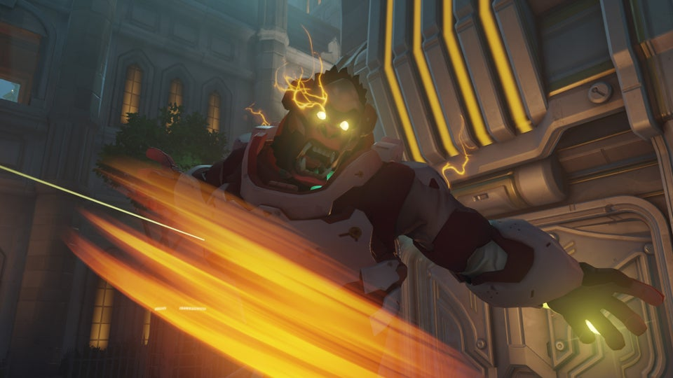 Overwatch Has A Story, But No Single-Player