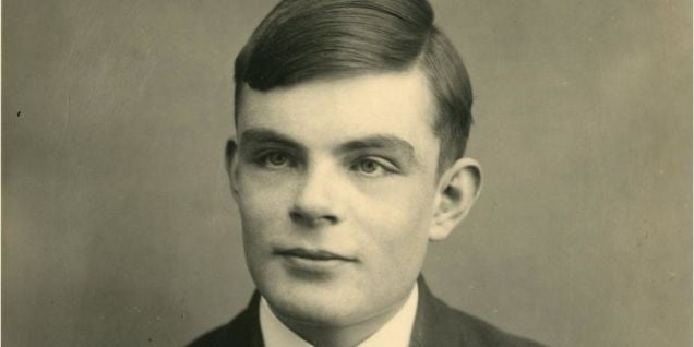 Alan Turing's Hidden Manuscript Just Sold For $US1 Million