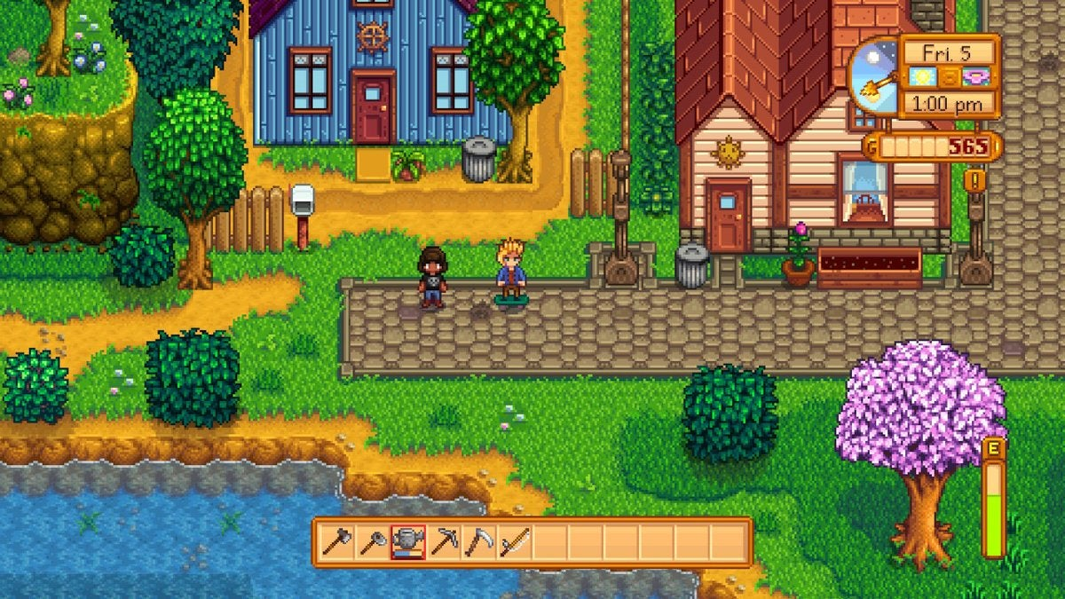I Have Stardew Valley On The Switch, So You'll Never See Me Again