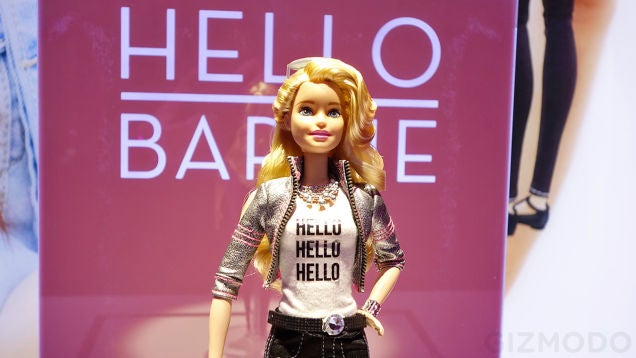 Why The Talking 'Smart' Barbie Terrifies Parents