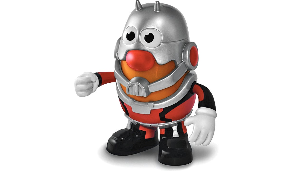 Our First Official Look At Mr. Potato Head In His Ant-Man Costume