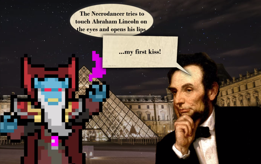 A Game Where You Bet On Whether Historical Figures And Indie Game Heroes Will Fall In Love
