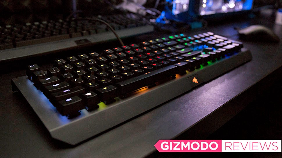 This Psychedelic Mechanical Keyboard Made Me a Believer