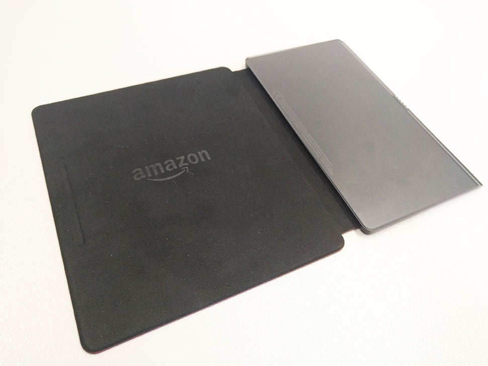 What You Need to Know About Amazon's Weird Arse New Kindle Oasis