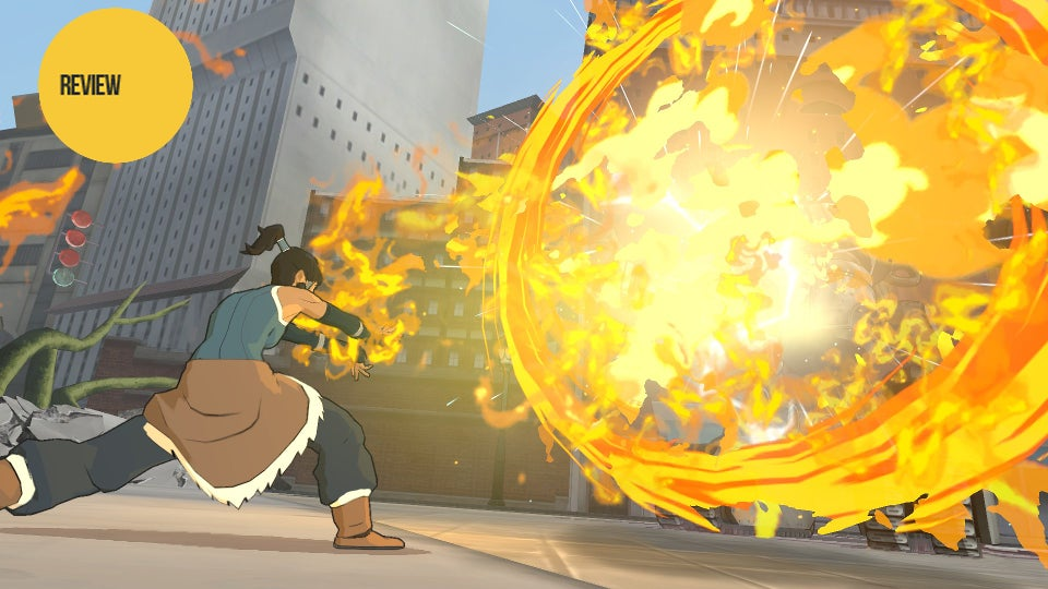 The Legend Of Korra: The Kotaku Review