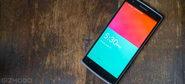 OnePlus One Pre-Orders Start Right Now (And Last Until 2PM ET)
