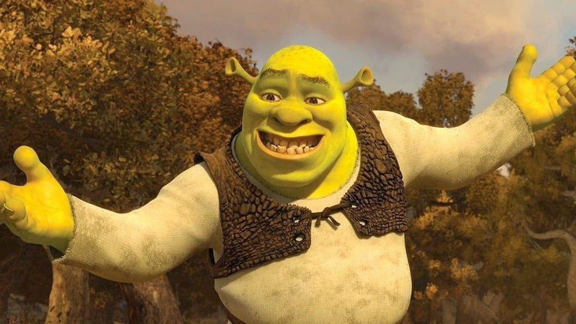 Some-BODY Once Told Me That Shrek Is Getting Rebooted