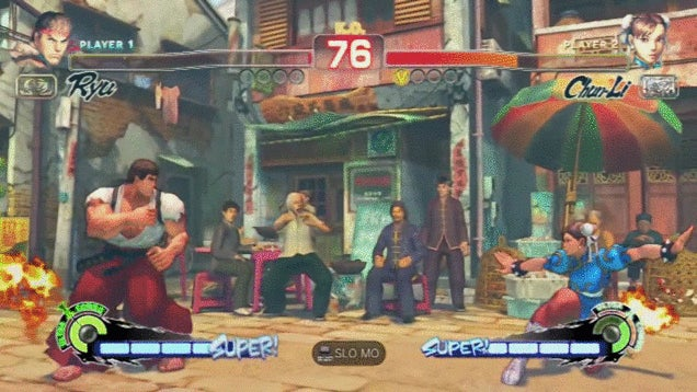 The Beauty Of Street Fighter's Parry