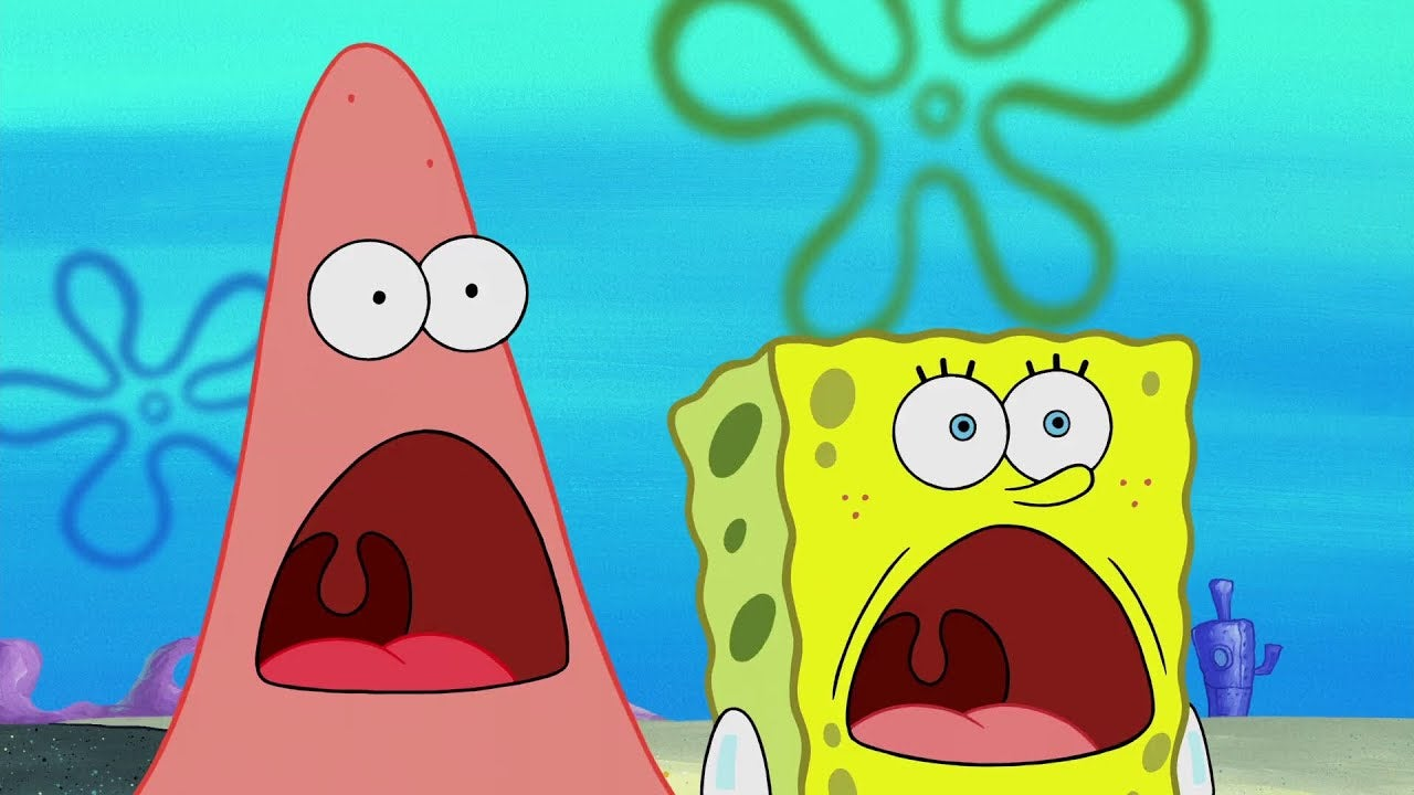 SpongeBob Squarepants Is The Star Of Yet Another Movie
