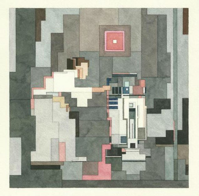 The Awesome Pixel Art The Internet Deserves