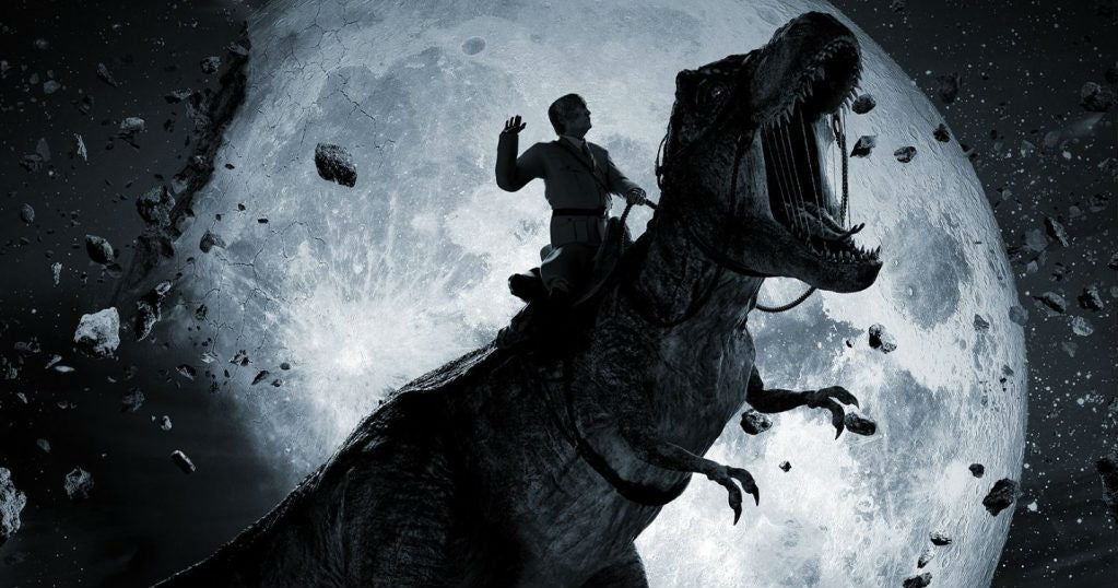 Somehow, Hitler Riding A T.Rex Isn't Nearly As Amusing As It Used To Be