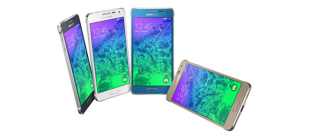 Samsung Galaxy Alpha: Android Brains, iPhone-Like Body