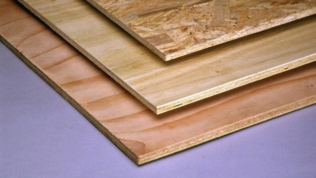 Diy Materials Showdown Plywood Versus Oriented Strand Board Osb Lifehacker Australia
