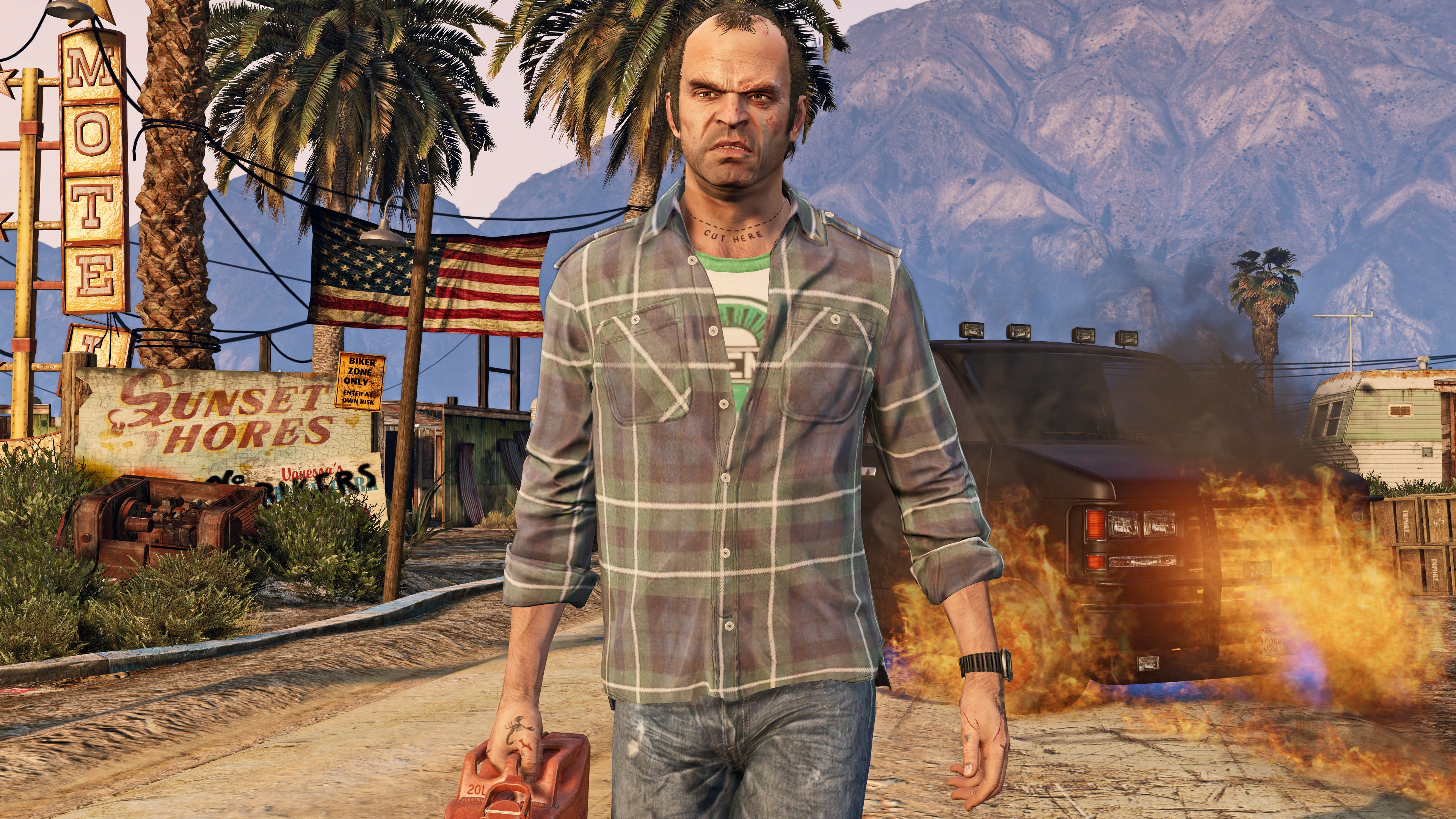 Grand Theft Auto V Just Sold Me On A 4K Ultra HD Monitor