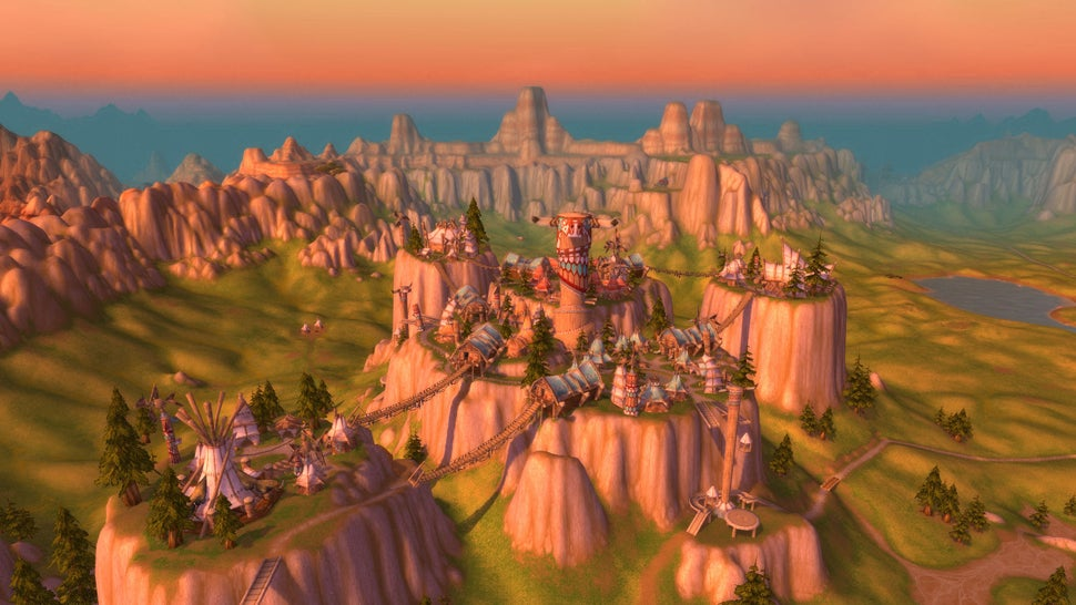 Free Far Sight Screenshots Of The World Of Warcraft Zones