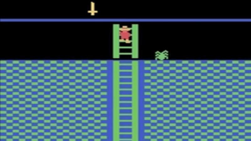 Artificial Curiosity Allows This Bot to Triumph at Montezuma's Revenge