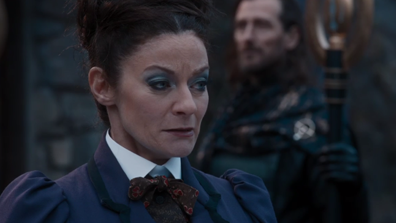 Michelle Gomez On Doctor Who's Latest Twist For Missy