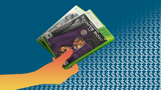 Putting Video Game Trade-Ins To The Test