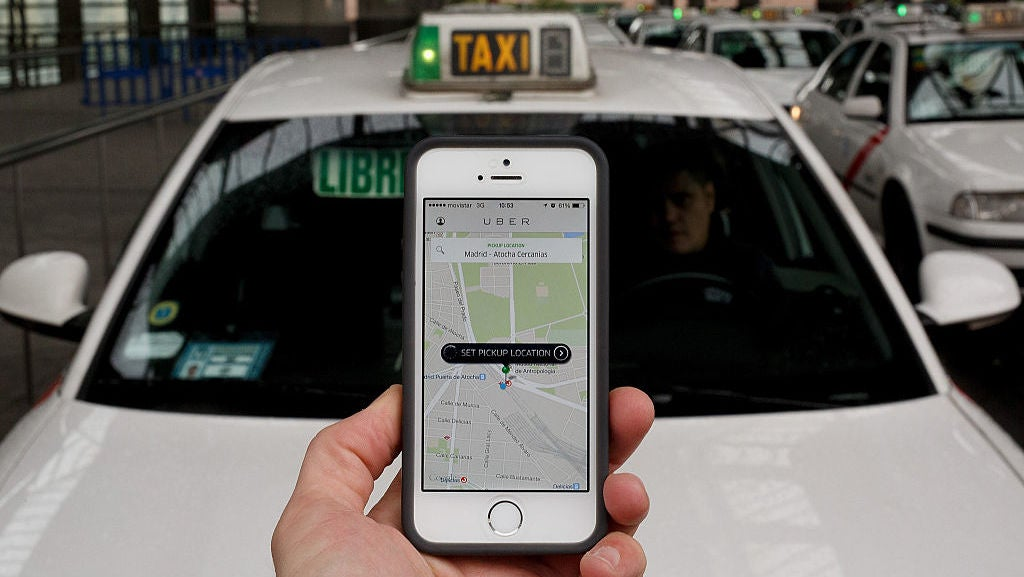 Uber Finally Introduces Tipping In The US After Driver Backlash