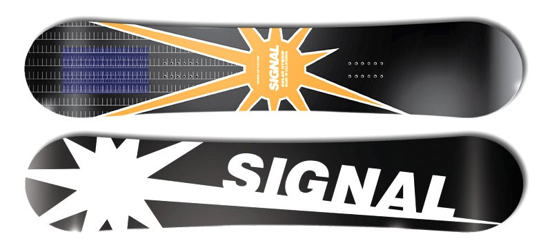 A Solar Cell Snowboard Powers Your Gadgets While You Cruise