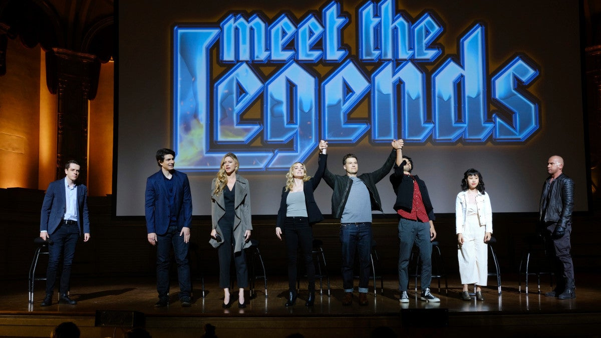 Legends Of Tomorrow Returns With Fame, Glory, And Heartbreaking Earnestness