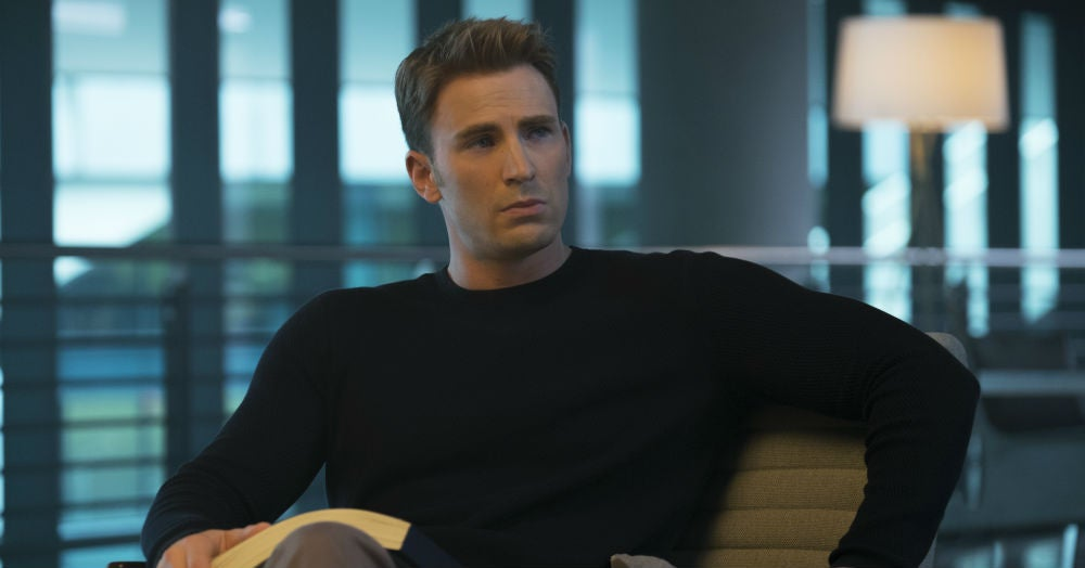 Chris Evans Will PlayJekyllFor The Director OfZombieland