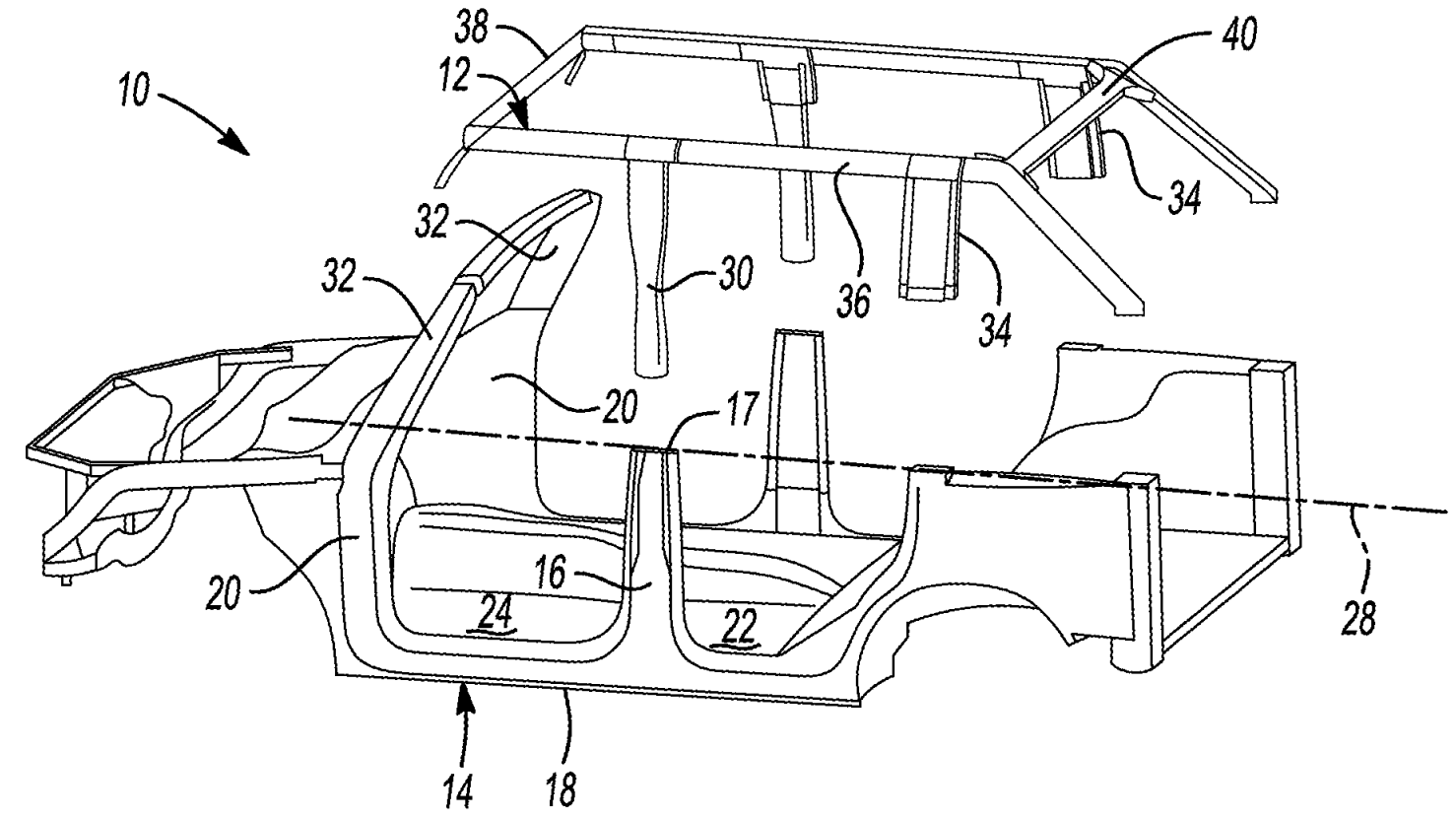 Ford Patent Hints At Completely Removable Bronco Roof