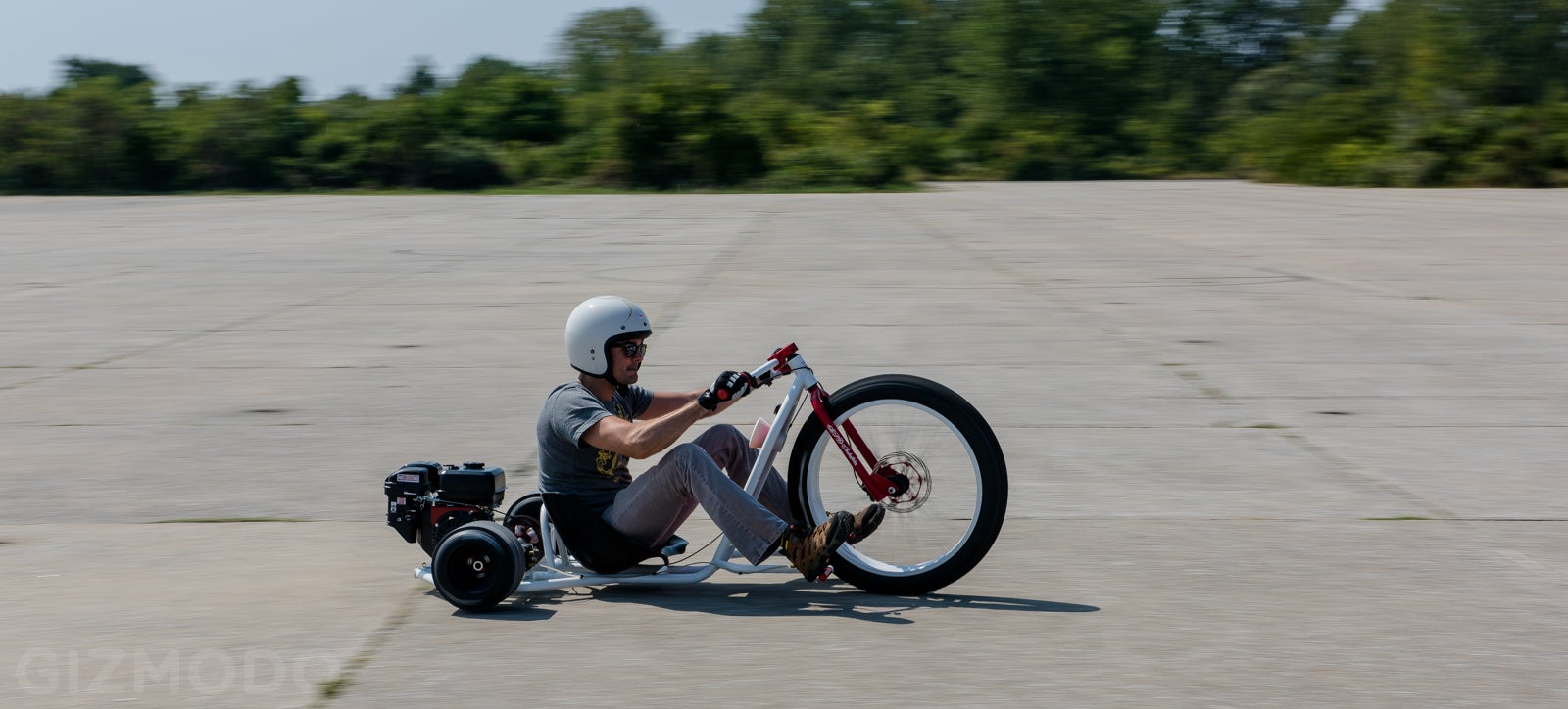 My Day On A Drift Trike Like Being A Kid Again But