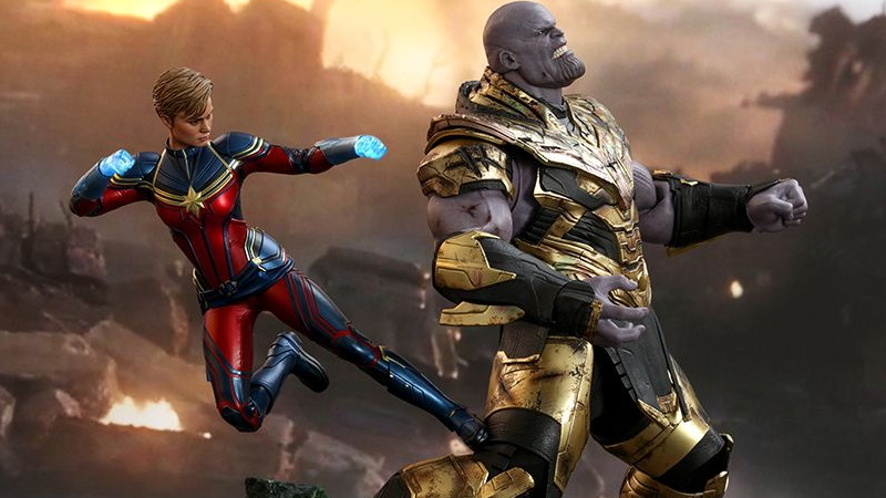 Hot Toys' Newest Avengers: Endgame Figure Can Perform The World's Most Expensive Action Figure Headbutt