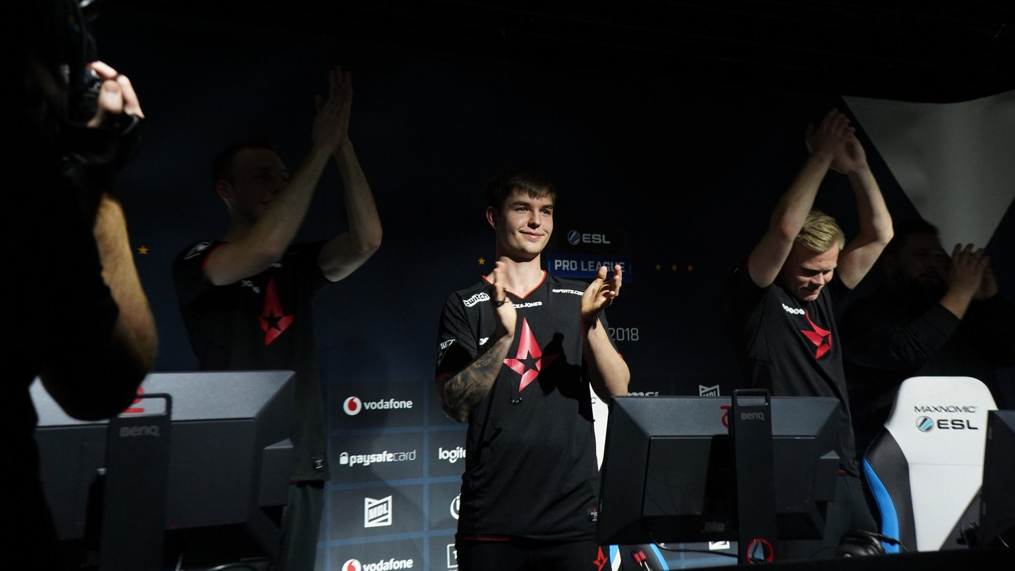 Europe's Top Counter-Strike Team Eyes $1 Million Grand Slam Prize
