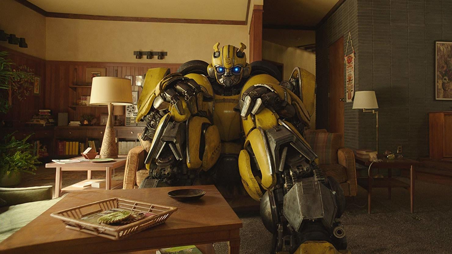 The Bumblebee Movie Sounds Very Sexy, Which Nobody Asked For