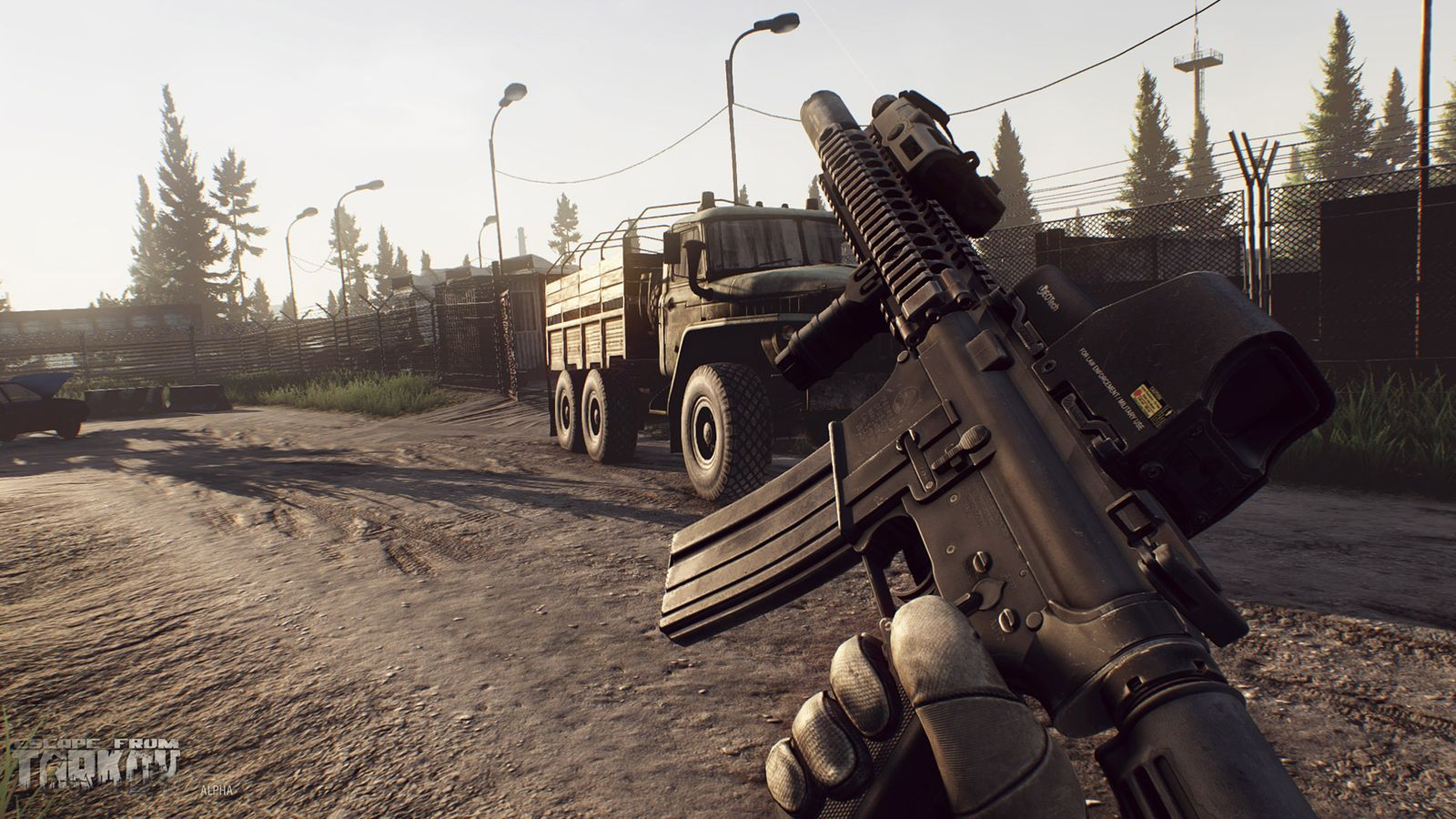 How to find extraction point in escape from tarkov