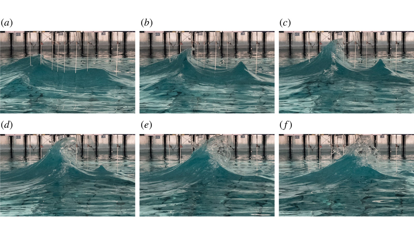 Scientists Try To Recreate Freakishly Tall 'Rogue' Waves In The Lab