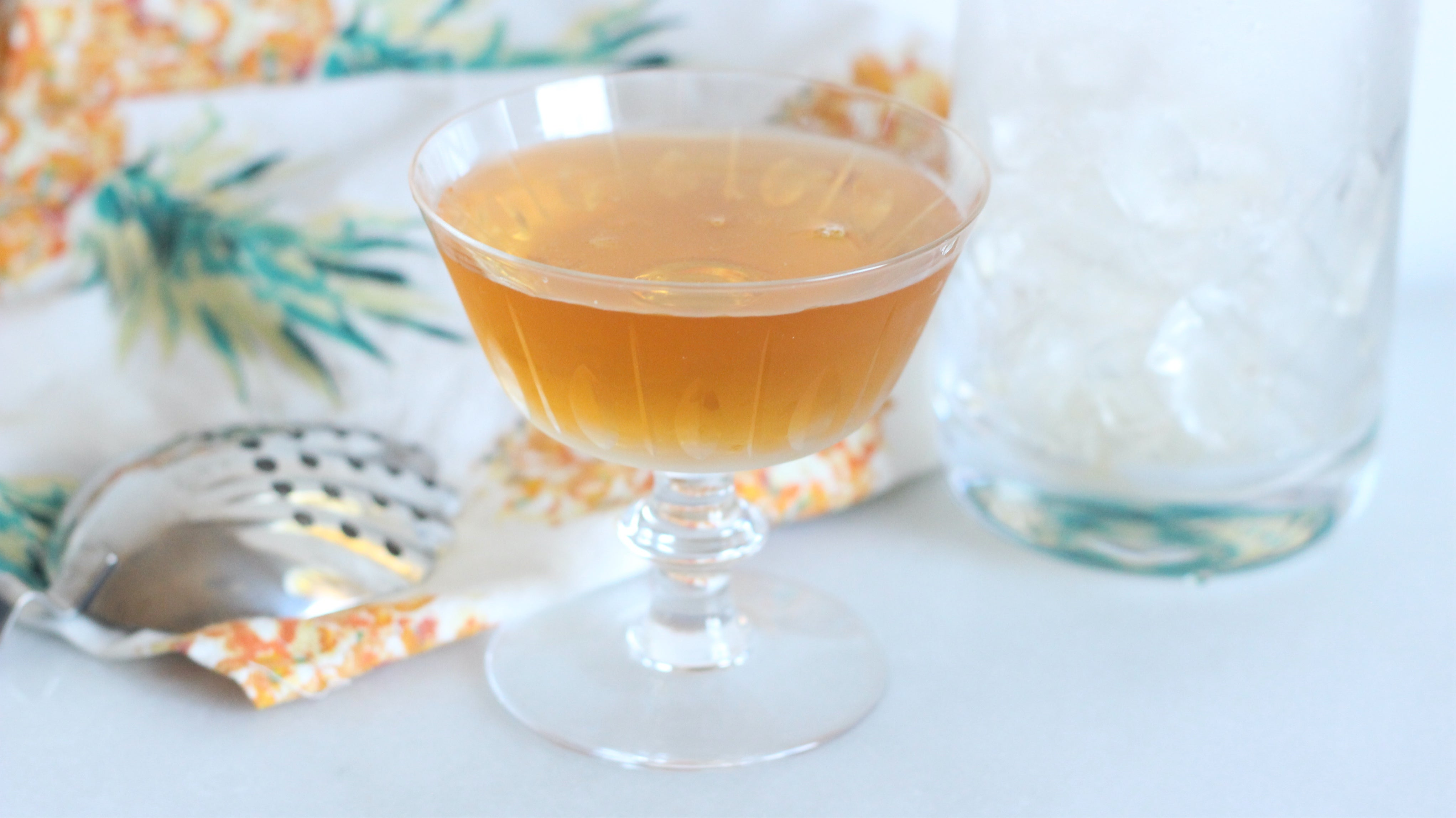 Start The Weekend With The Rye-napple