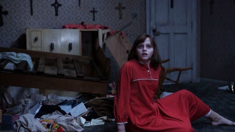 The Conjuring Series Is Getting Yet Another Spin-Off Movie