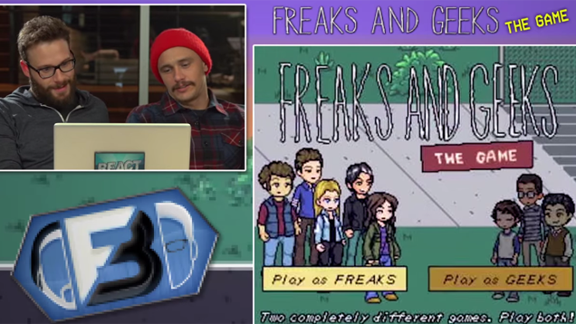Seth Rogen and James Franco Play Freaks & Geeks Game, Recall Memories