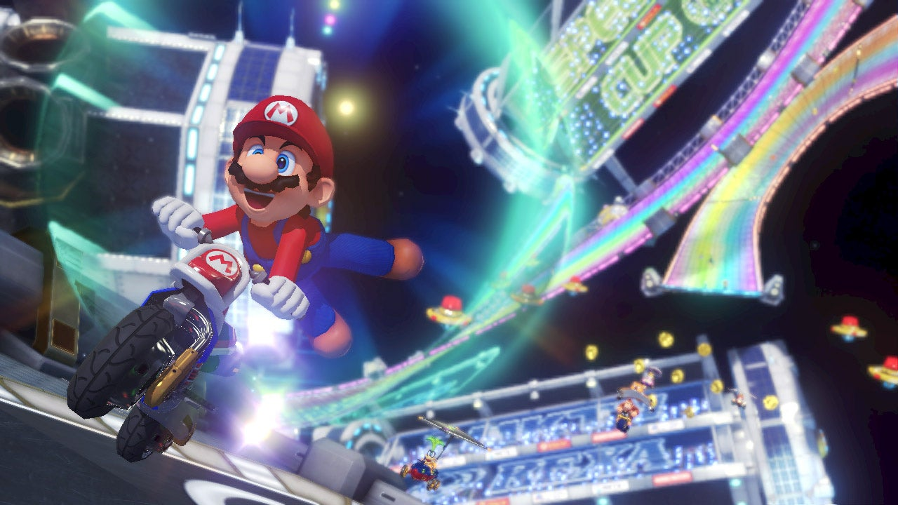 All The Tracks In Mario Kart 8